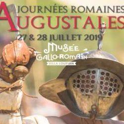 Illustration : LES AUGUSTALES Journées Romaines 🗓
