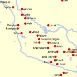 Illustration : Histoire des Sumériens